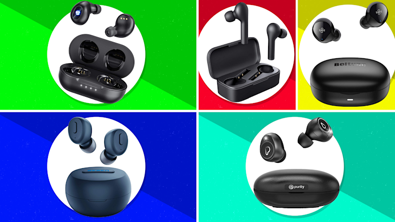 Here are the best deals on Apple AirPod alternatives. (Photo: Amazon)