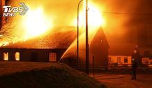火警通報地址顯示自己家 消防員目睹「愛妻慘死」崩潰