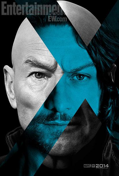 First 'X-Men: Days of Future Past' Poster Highlights Past and Present Actors