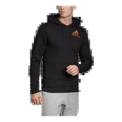 Adidas Men's Sport ID Pullover Hoodie