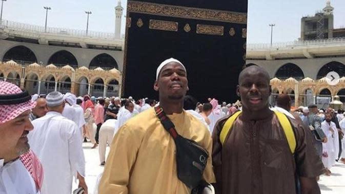 Ucapan Selamat Puasa Ramadan dari Pesepak Bola Muslim Top Dunia