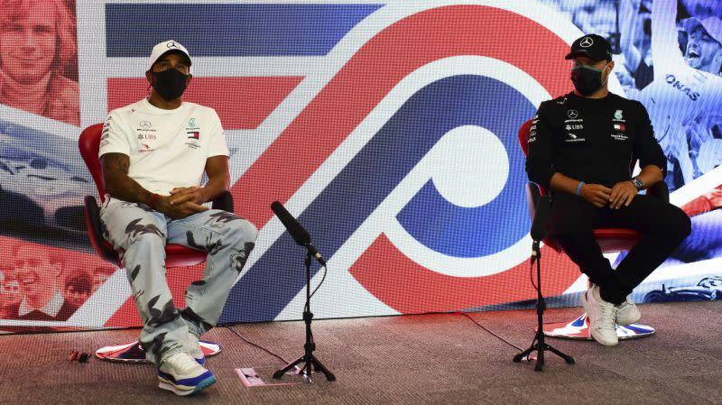 Jeda pandemi pada F1 memacu Hamilton untuk berlomba selama 2-3 tahun lagi