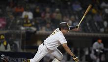 MLB》金河成霸氣一擊 大聯盟首轟直擊全壘打標竿