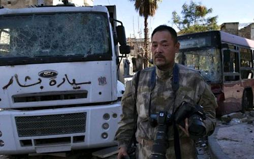Bored, Lonely Japanese Man Becomes a 'War Tourist' in Syria