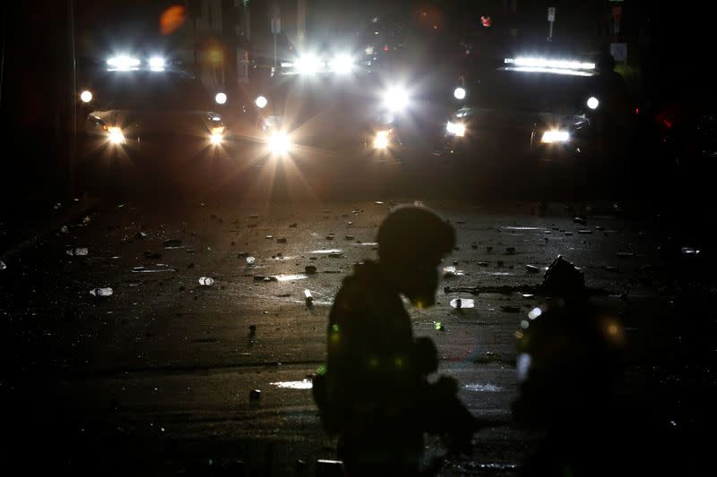 Oregon state police called to Portland amid escalating tensions