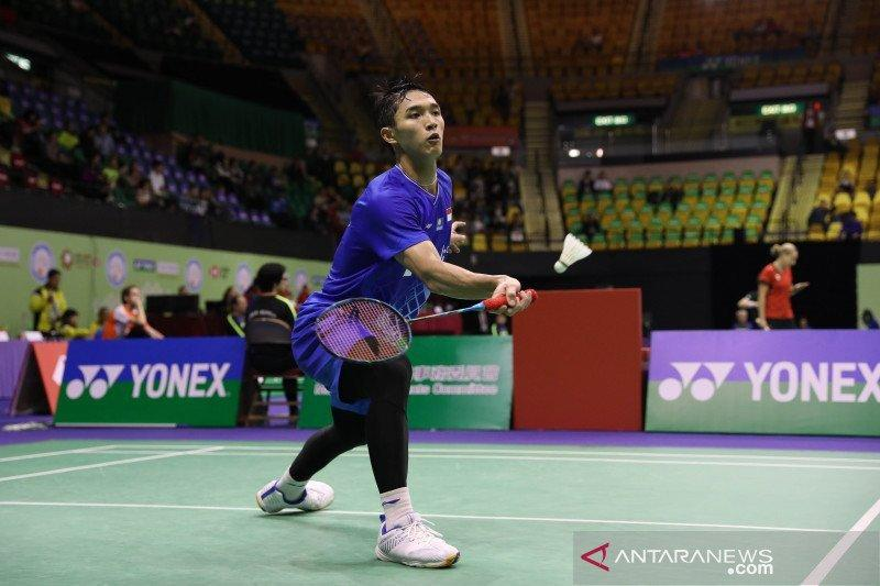 Jonatan Christie antusias ikuti debut di World Tour Final