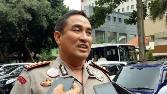 Polisi: Target Utama Dosen IPB Gagalkan Pelantikan Jokowi