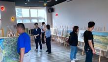 用藝術啟發創意 游於藝在花蓮特教