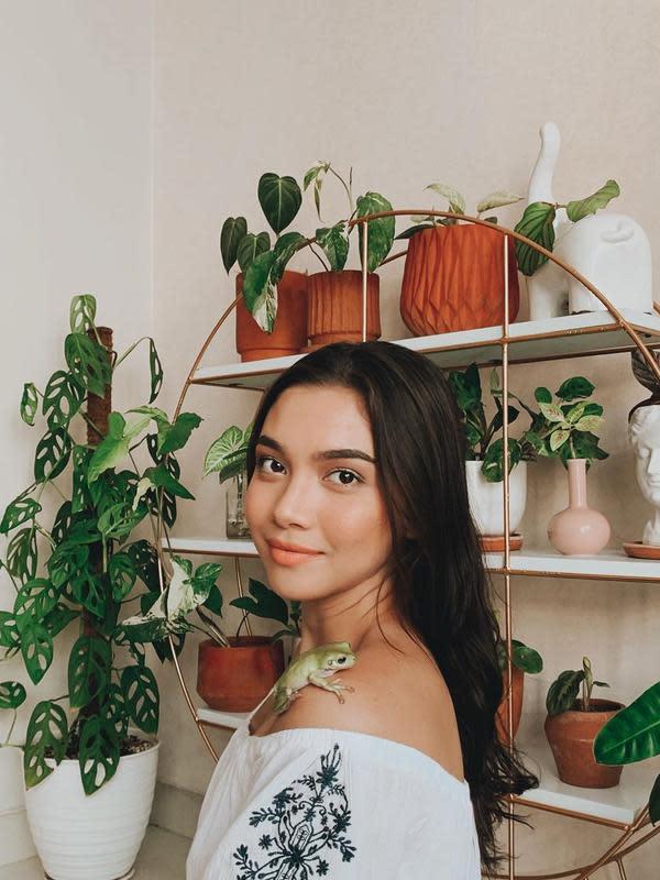 Angela Gilsha. (Instagram/angelagilsha)