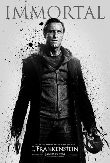 I Frankenstein Comic-Con