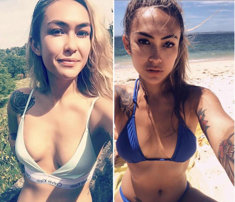 Cassie Lansdell from love island australia