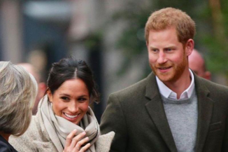 Pangeran Harry dan Meghan selesaikan perkara dengan paparazzi
