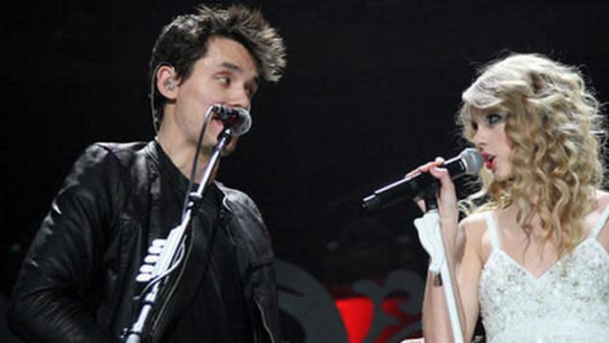Foto Taylor Swift – John Mayer Credit: Kapanlagi.com/digitalspy.com