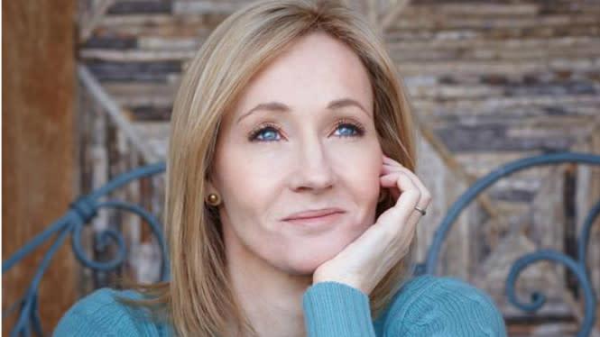 Nge-tweet soal Transeksual, J.K. Rowling Dihujat Habis-habisan