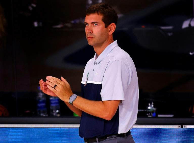 Celtics sign Stevens to NBA coaching contract extension