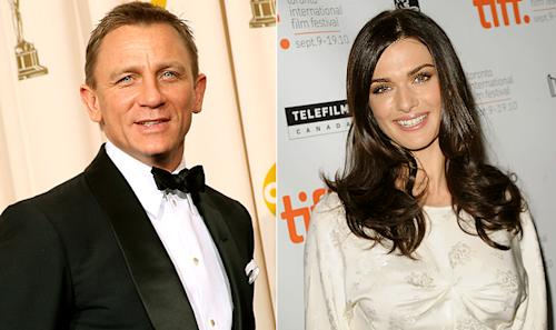Daniel Craig, Rachel Weisz Heading to Broadway in 'Betrayal'