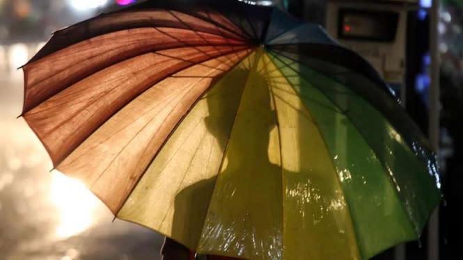 Senin Siang Waspadai Hujan Ringan Guyur Jakarta Selatan