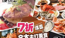 【Mr. Steak Buffet à la minute】自助晚餐7折優惠(即日起至31/10)