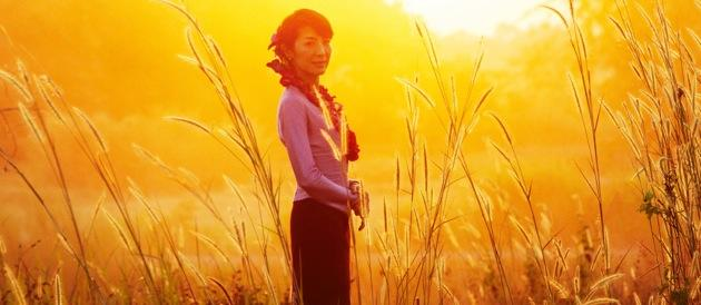 REVIEW: 'The Lady.' Aung San Suu Kyi's Amazing Life Gets Turned Into a So-So Biopic