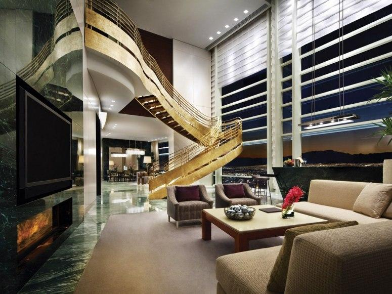 The suites where the high rollers sleep