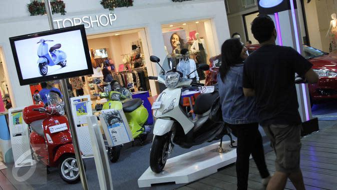 Ulang Tahun ke-23, BAF Tawarkan Potongan Angsuran Motor Yamaha
