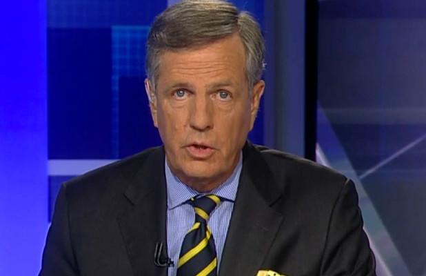 Fox News' Brit Hume Called Out for Mocking Joe Biden's Mask