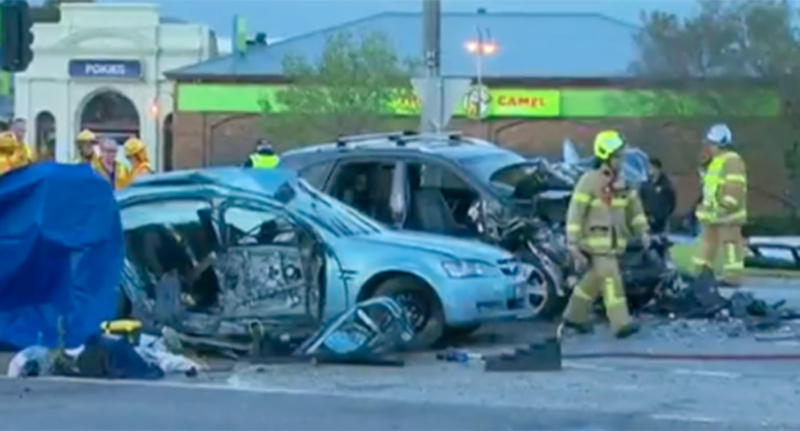 Cranbourne crash: Two teenagers killed in horrific crash