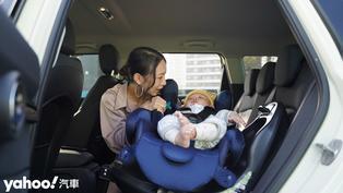 新手爸媽輕鬆上手!育嬰神器Aprica Fladea Grow ISOFIX Premium平躺型安全座椅激推開箱!