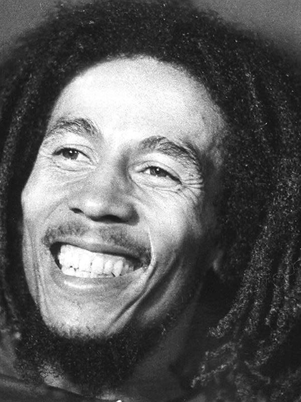 Bob Marley (AFP/Bintang.com)