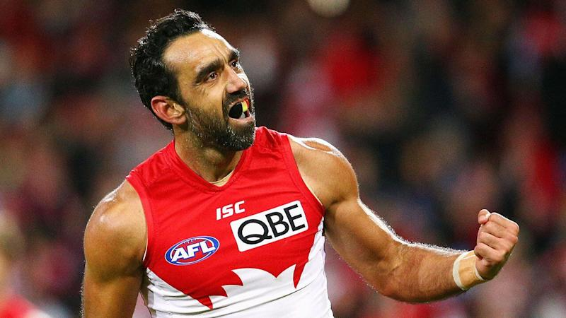 Adam Goodes retired at the end of the 2015 season and withdrew from the public eye. Pic: Getty