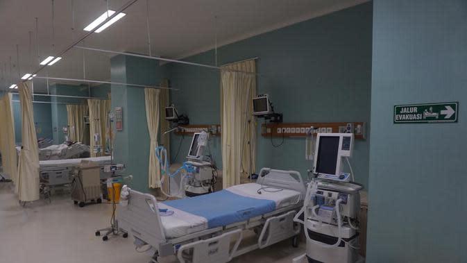 Pasien Covid-19 di Sampit Jebol Ruang Isolasi RSUD Murjani