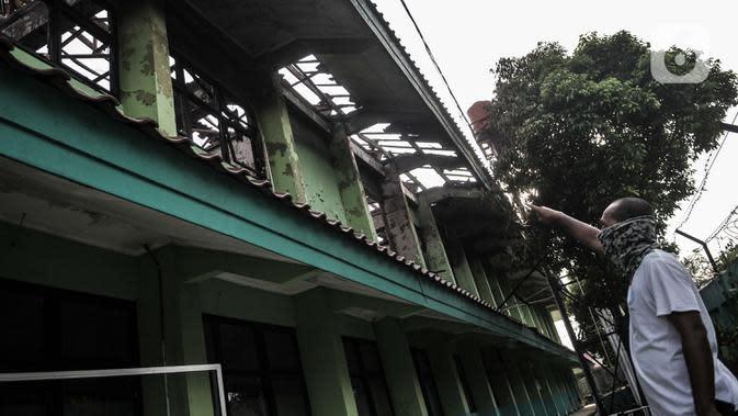 Pihak Sekolah Pastikan Kebakaran di SMAN 100 Tak Ganggu Proses PPDB