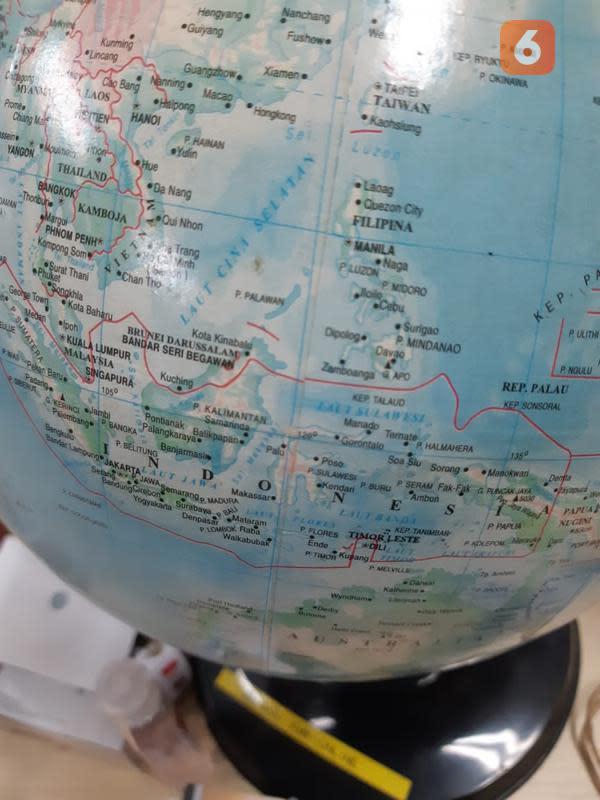 Ilustrasi dunia. (Liputan6.com/Tanti Yulianingsih)