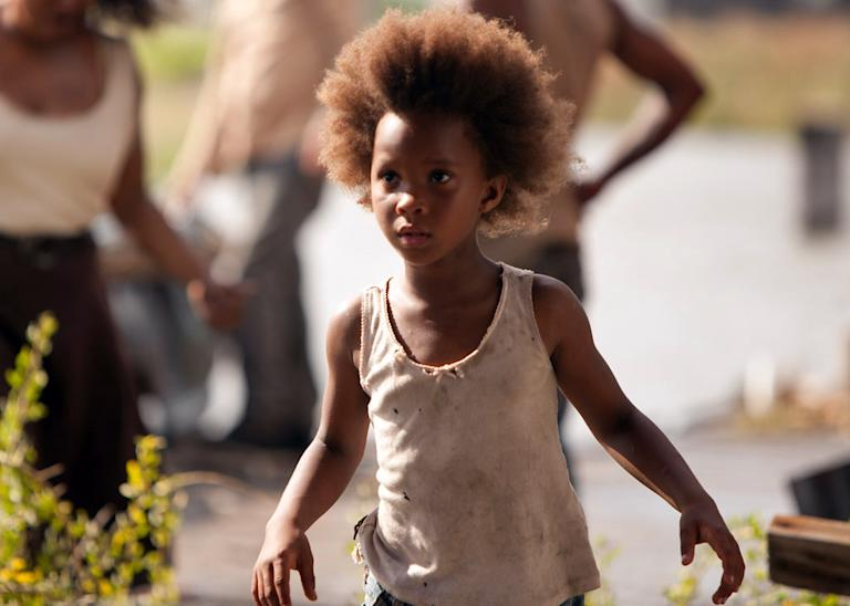 """Quvenzhane Wallis, """"The Beasts of the Southern Wild"""""""