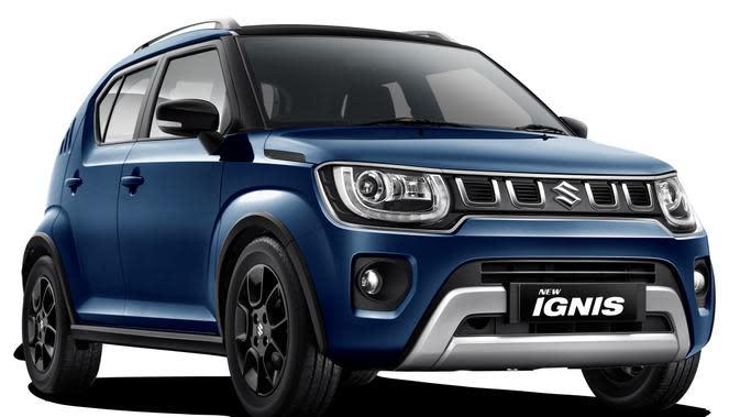 Harga Suzuki Ignis Baru dan Bekas Tahun 2020, Simak Dahulu Sebelum Membeli