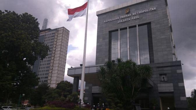 Gedung Mapolda Metro Jaya