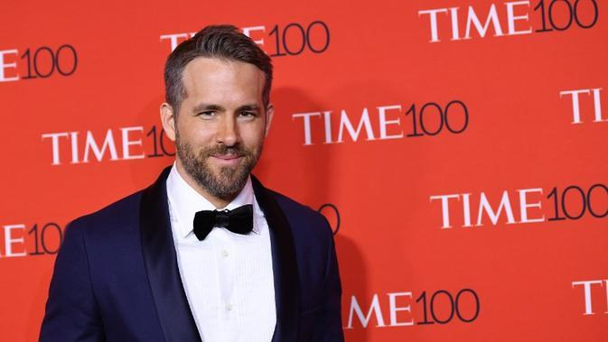 Ryan Reynolds (ANGELA WEISS / AFP)