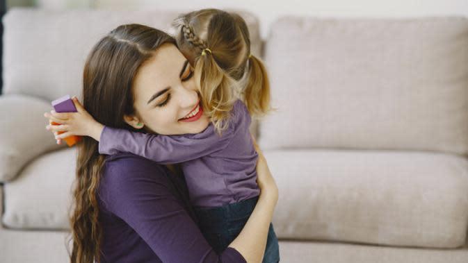 Ilustrasi Orangtua dan Anak Credit: pexels.com/pixabay