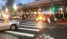 丟臉到國外?台灣交通亂象登國外論壇熱搜 外國實況主怒:這些混蛋