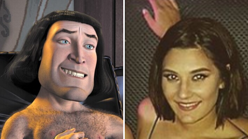 In 2015, some bad dip-dye forced me to chop my locks. My eyeliner might be better, and Lord Farquaad's chest hairier. But what's actually going on here?