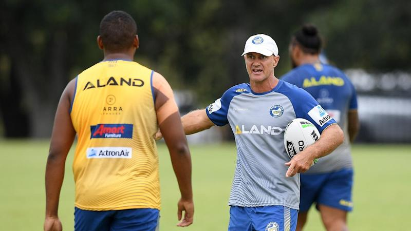 Parramatta Eels are yet to tie down coach Brad Arthur to a new deal