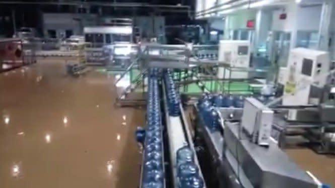 Pabrik Aqua Kebanjiran, Bagaimana Pasokan dan Kualitas Produknya?