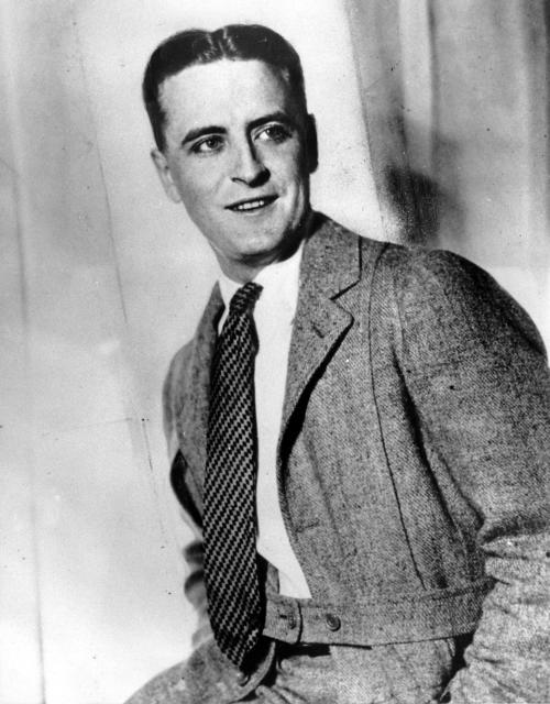 """FILE - This undated photo shows author Francis Scott Fitzgerald. Fitzgerald is back on the big-screen with Leonardo DiCaprio and director Baz Luhrmann's """"The Great Gatsby,"""" a story adapted for film and television more than half a dozen times since the silent-movie era, when it was published to scant sales in 1925. (AP Photo, File)"""
