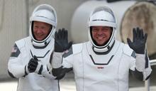 SpaceX太空船離開太空站 即將返抵地球
