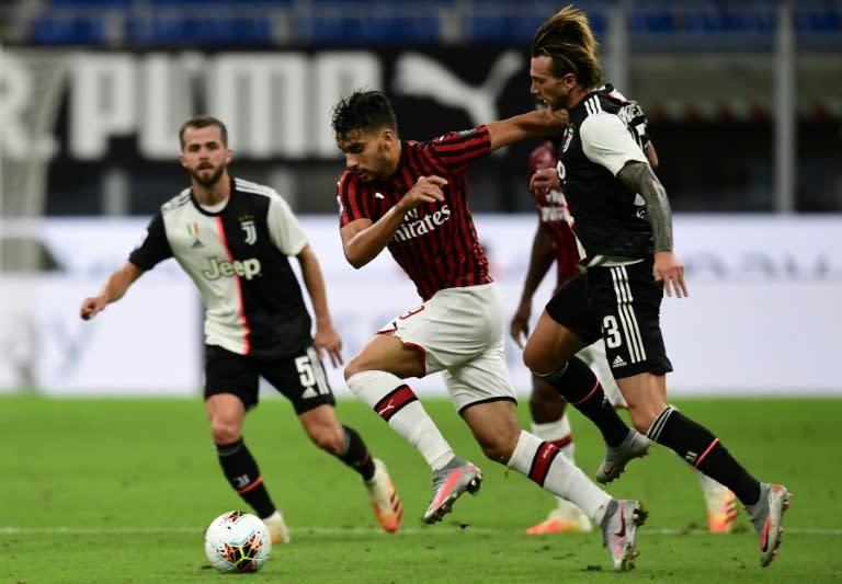 Lyon sign Brazil's Lucas Paqueta from AC Milan