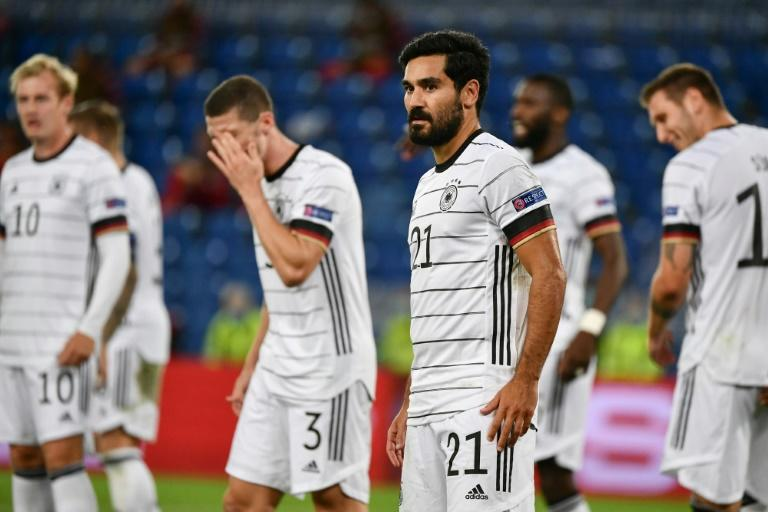 Scorer Gundogan fumes as Swiss hold misfiring Germany to draw