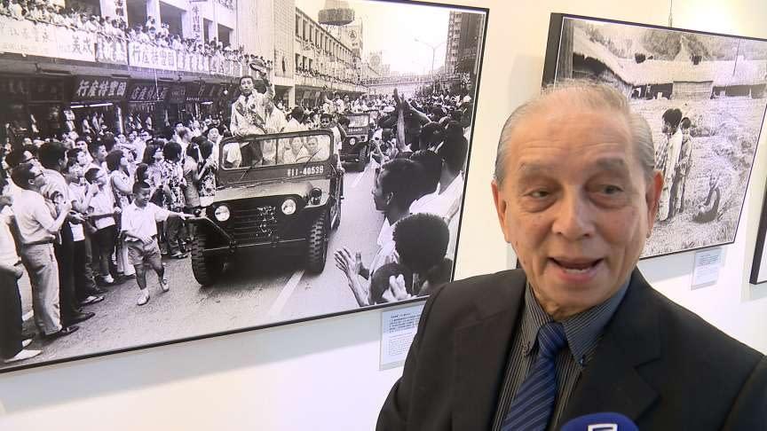 「不忘初衷」翁庭華攝影展 紀錄50年鄉土台灣