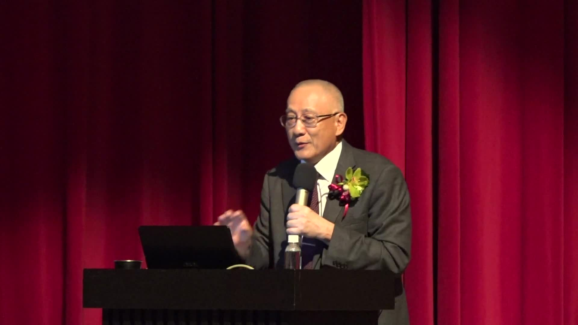 【司徒達賢榮退演說7】感謝許士軍老師 華人世界的管理大師