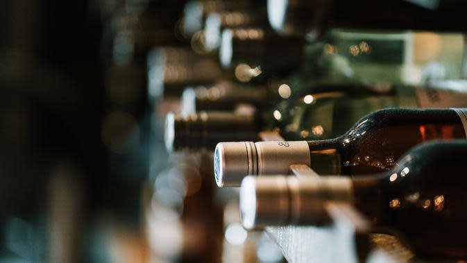 Ilustrasi alkohol/unsplash