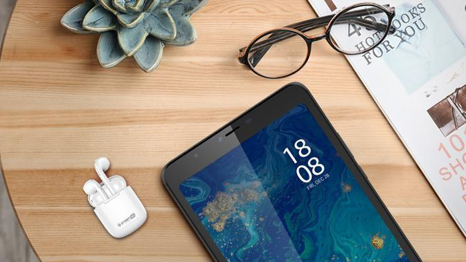 Advan merilis tablet Advan Tab 8 yang mendukung siswa untuk tetap belajar di rumah. (Foto: Advan).